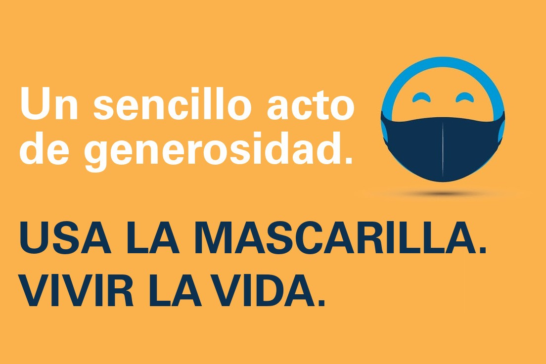 Mask Up AZ Do Life Campaign__A Simple Act_SPANISH_LI
