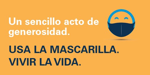 Mask Up AZ Do Life Campaign__A Simple Act_SPANISH_TW