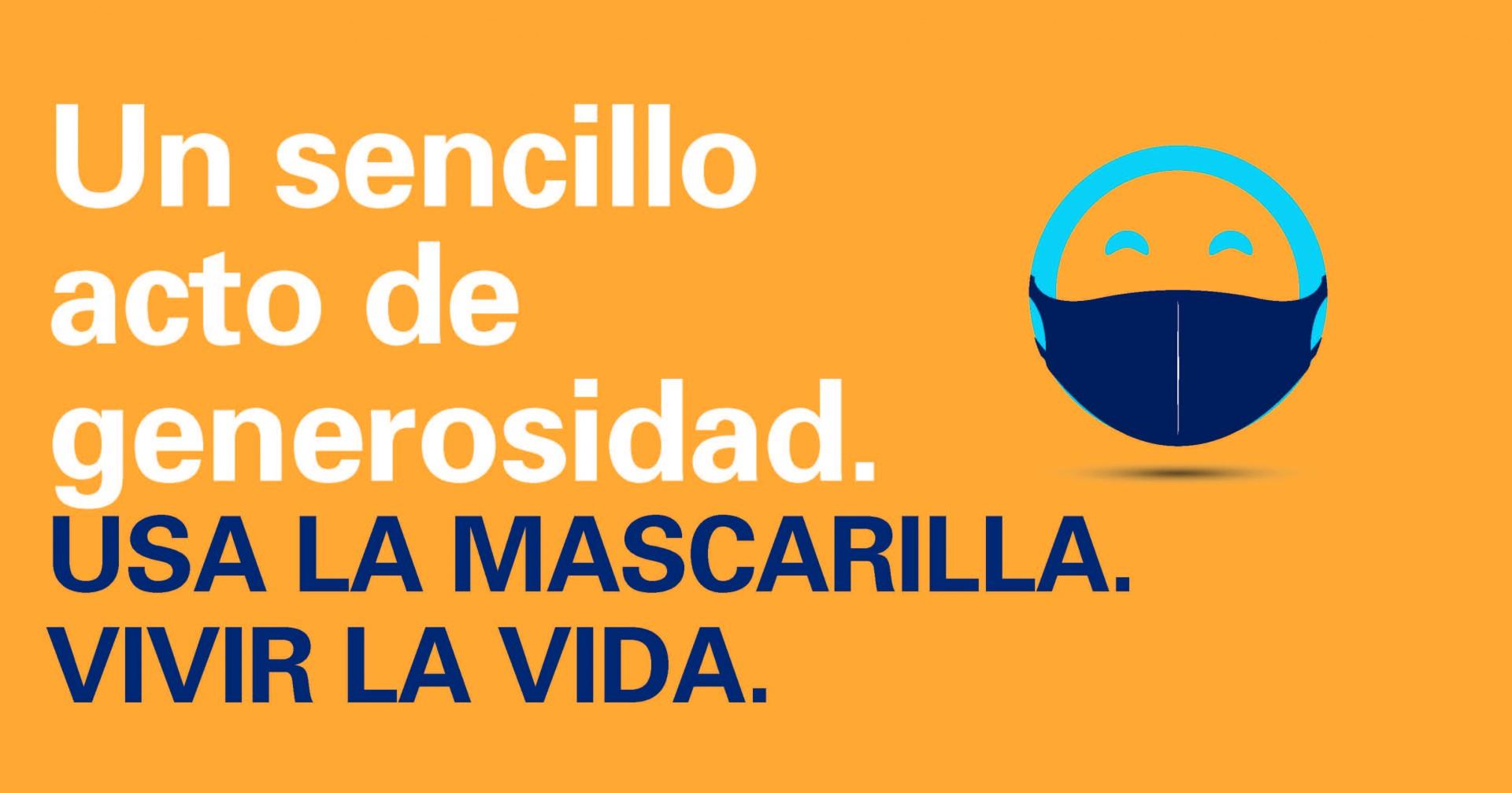 Mask Up AZ Do Life Campaign_A Simple Act_SPANISH_FB