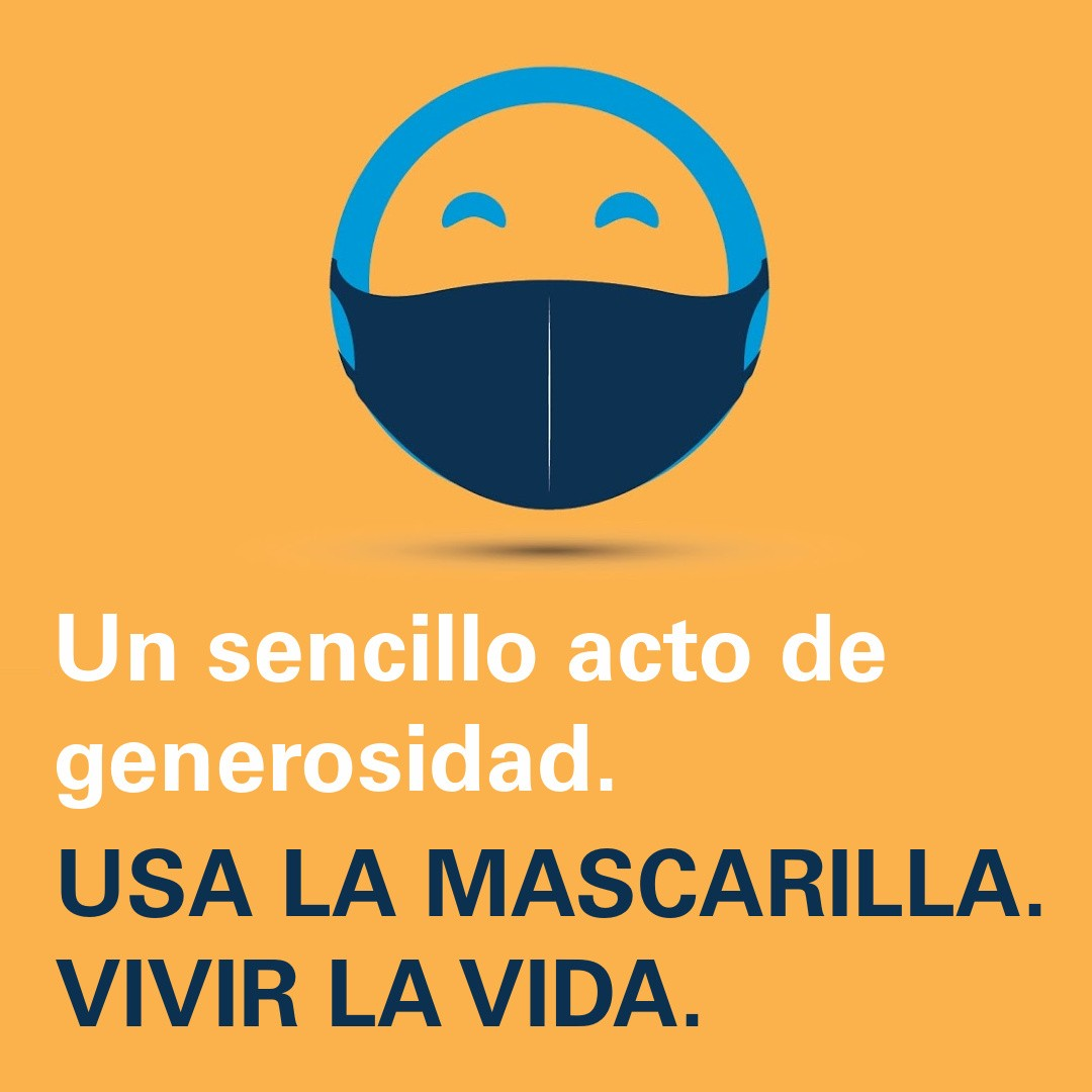 Mask Up AZ Do Life Campaign_A Simple Act_SPANISH_IG