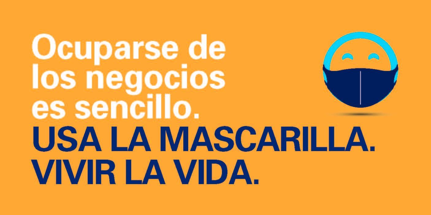 Mask Up AZ Do Life Campaign_Business_SPANISH_TW