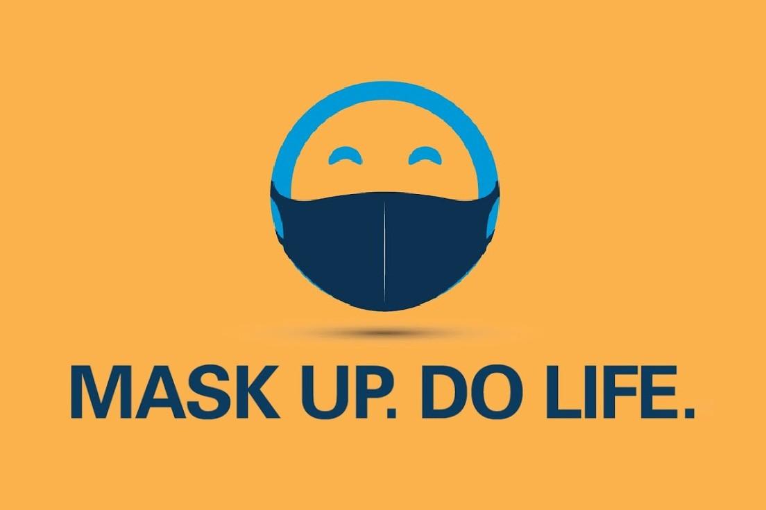 Mask Up AZ Do Life