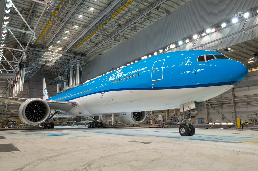 New Boeing 777 300