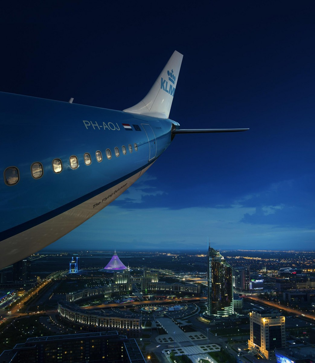 KLM launches eighth new destination for Summer 2016