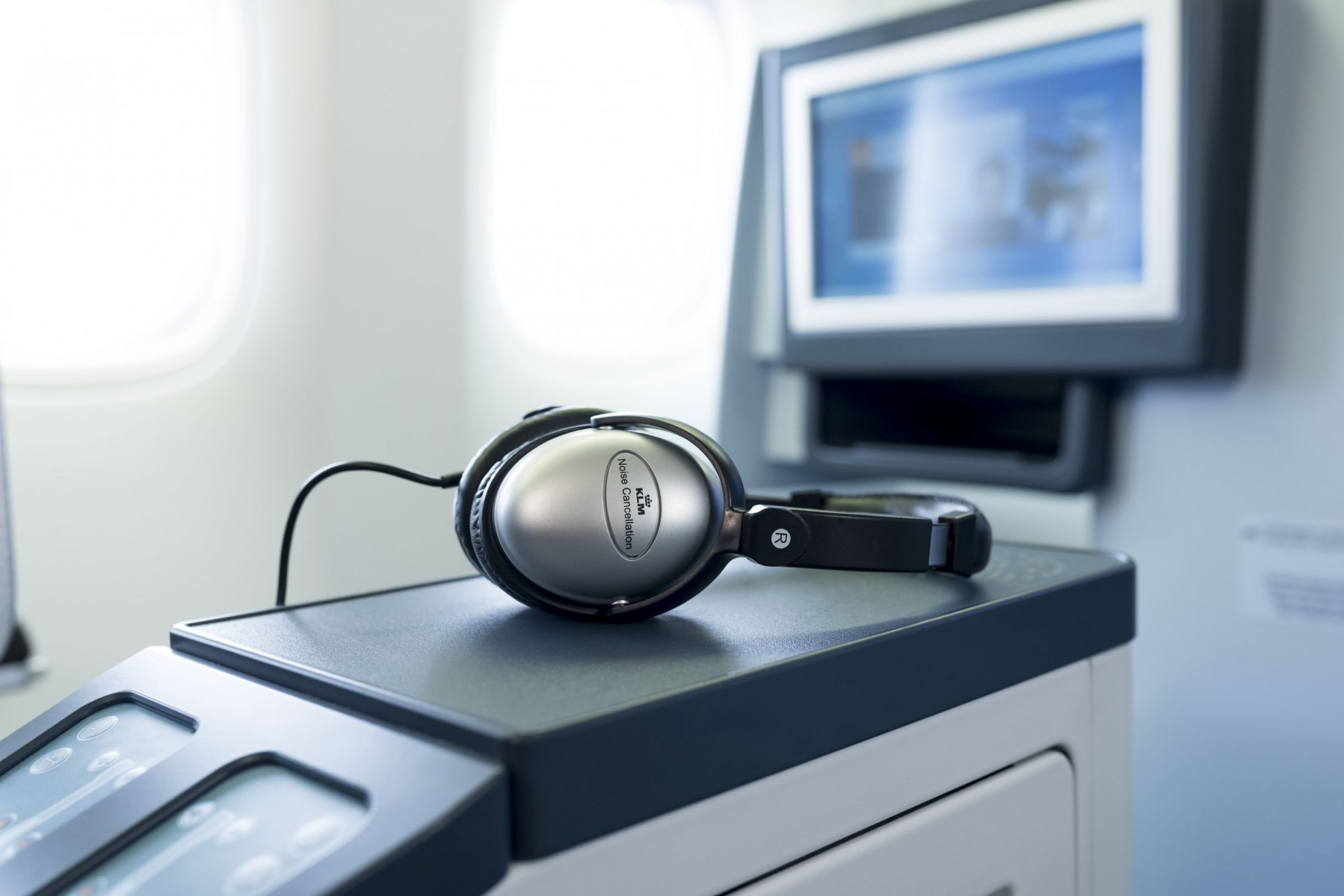 KLM introduces films with audio description for blind and visually impaired passengers
