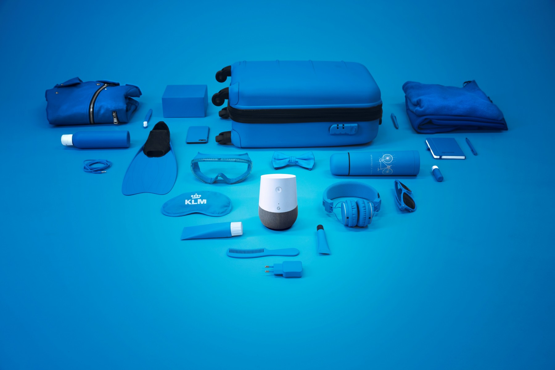 KLM helps you packing with voice-driven assistant on Google Home