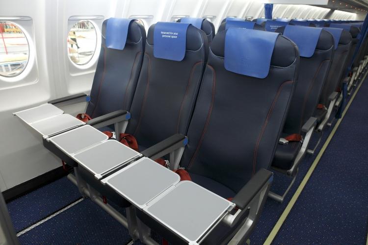 Excellent Klm Introduces New Seats On Klm Cityhopper Fokker 70 Aircraft Frankydiablos Diy Chair Ideas Frankydiabloscom