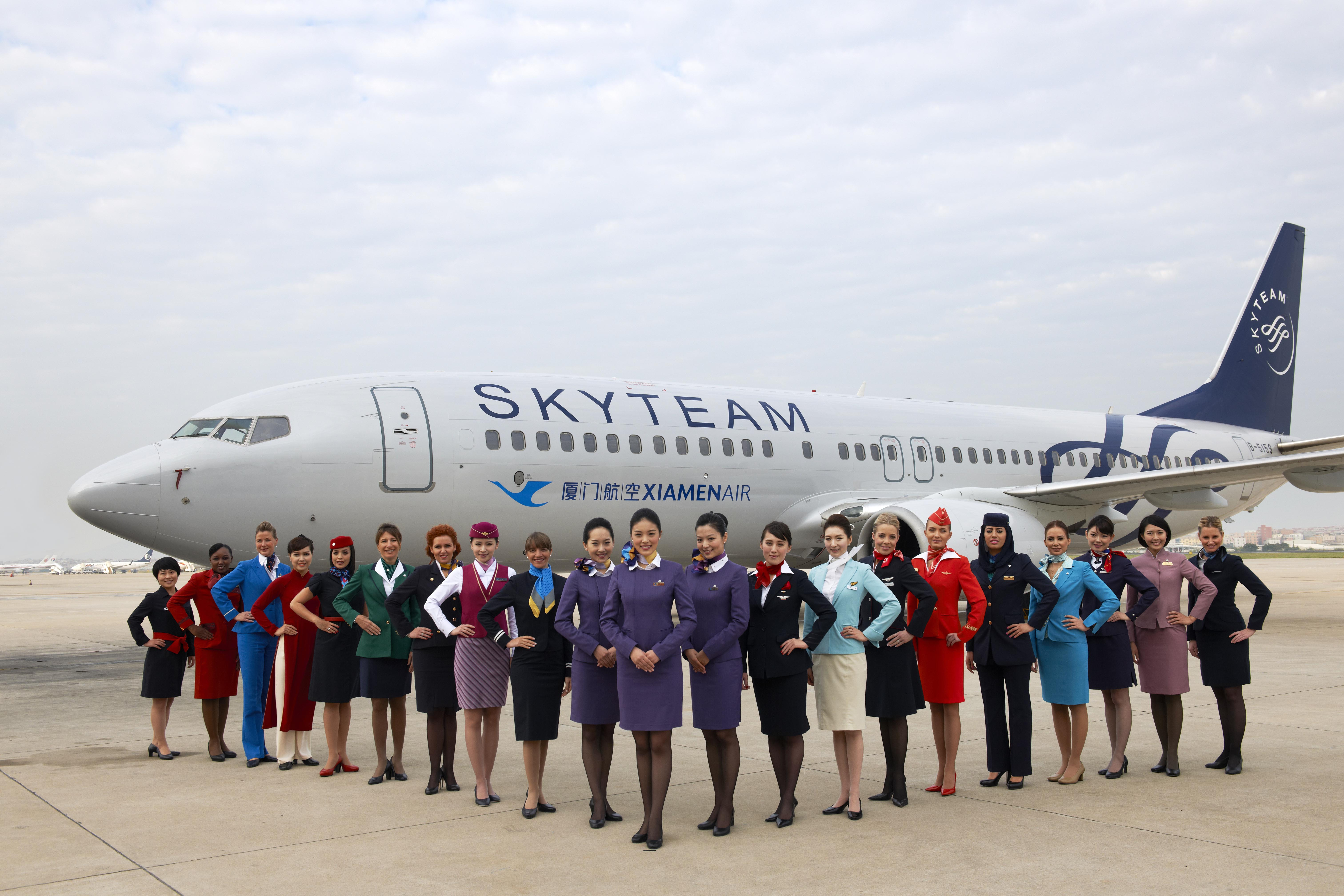Xiamen Airlines joins Skyteam