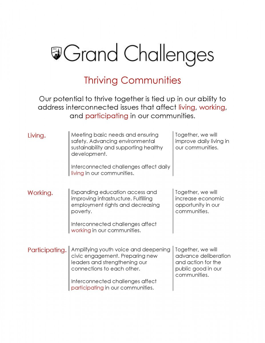 20170901 Grand Challenges