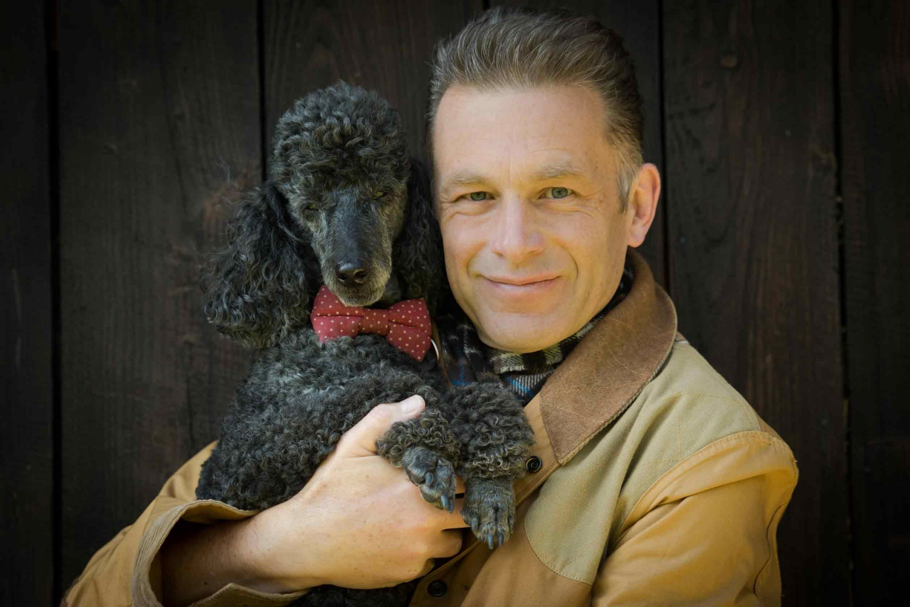 Chris-Packham-and-his-dog