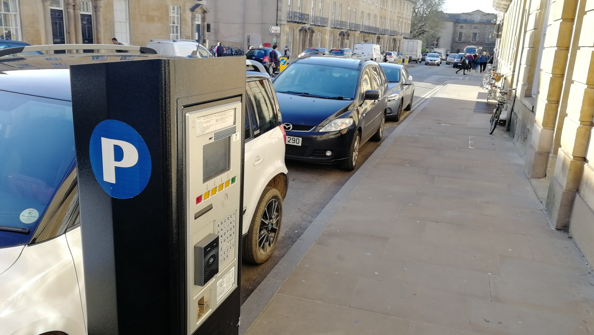 Civil parking enforcement already takes place in Oxford