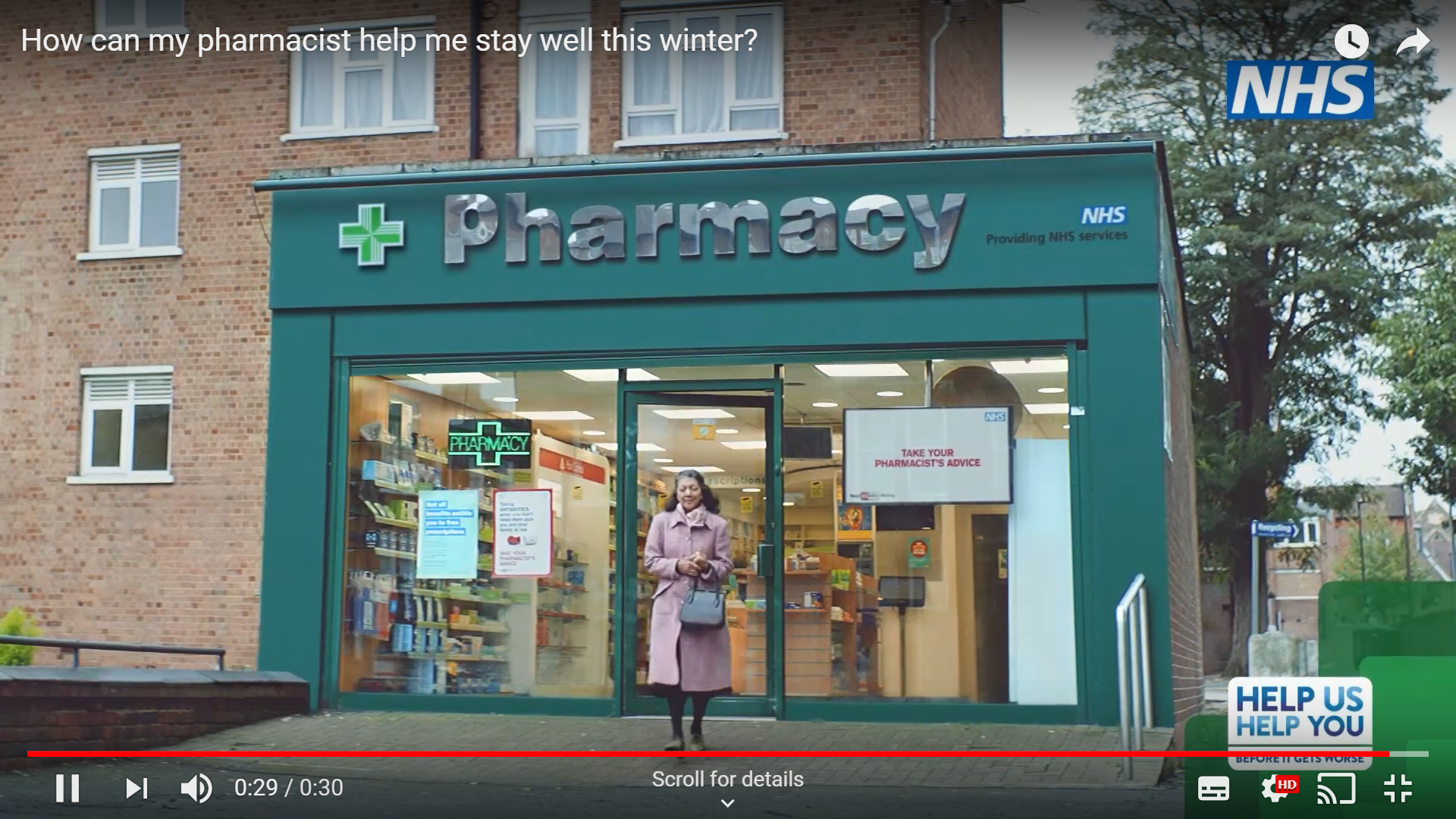 Help us help you pharmacy