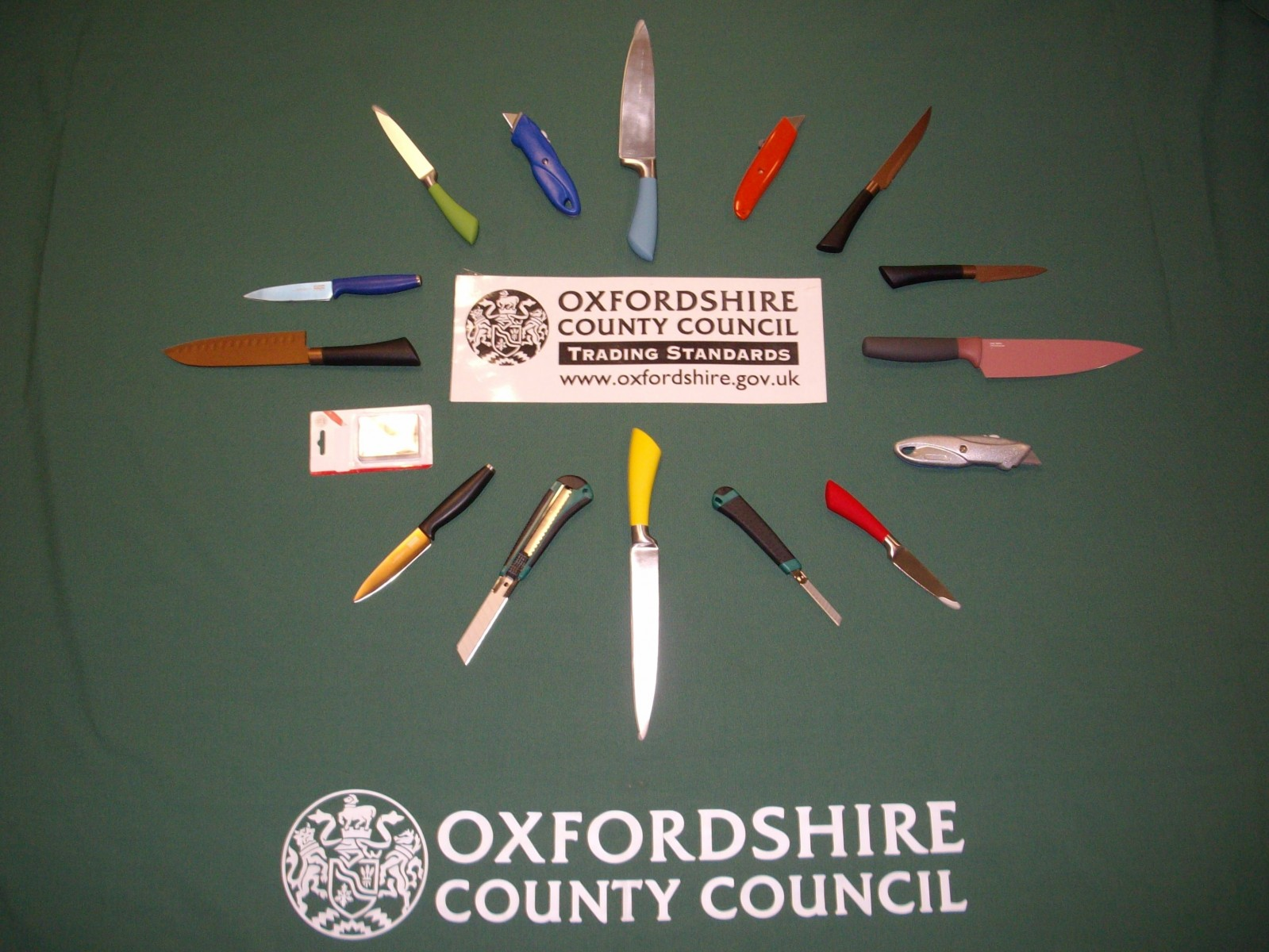 Image - Knives Trading Standards