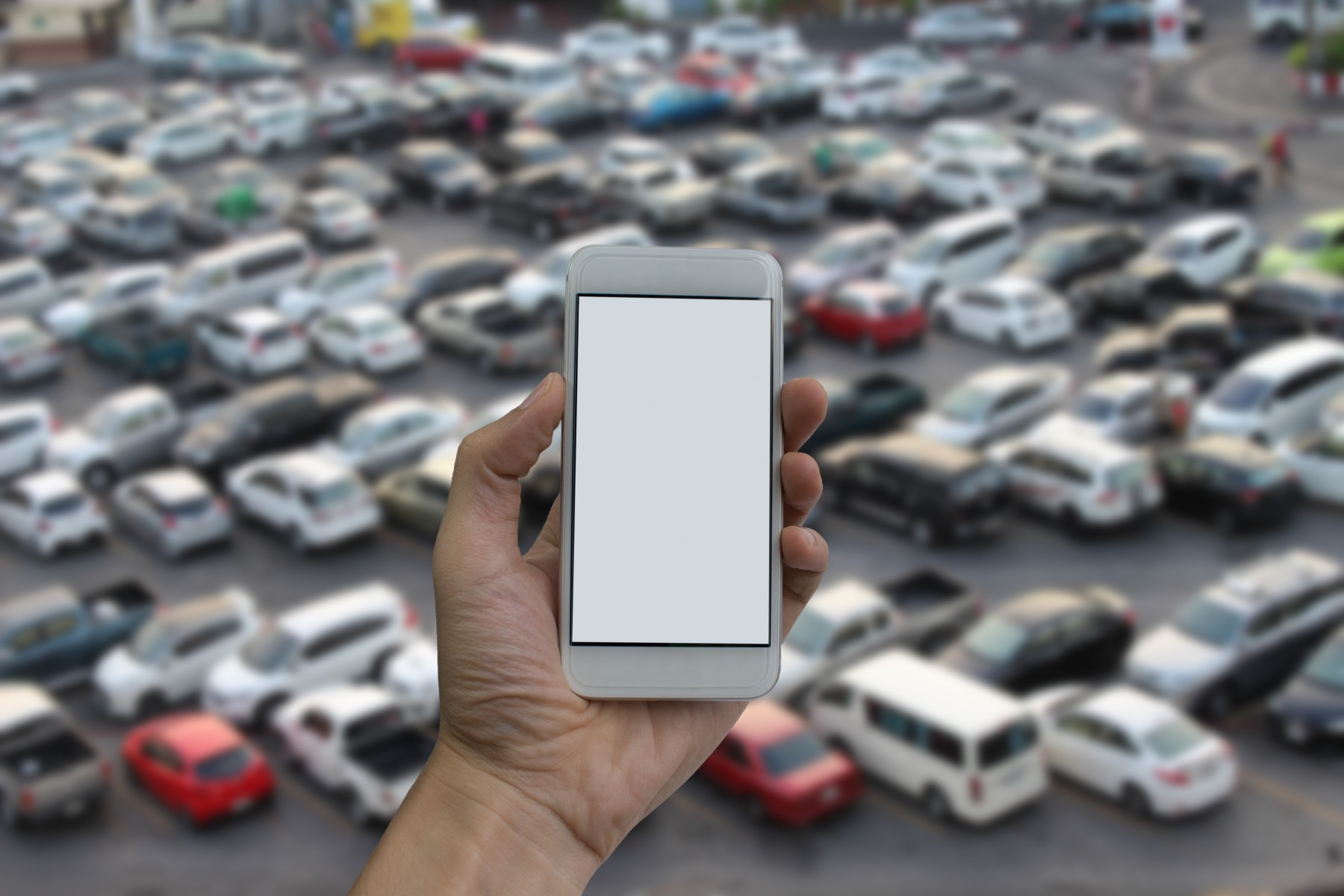 Oxfordshire County Council to develop high-tech parking solution