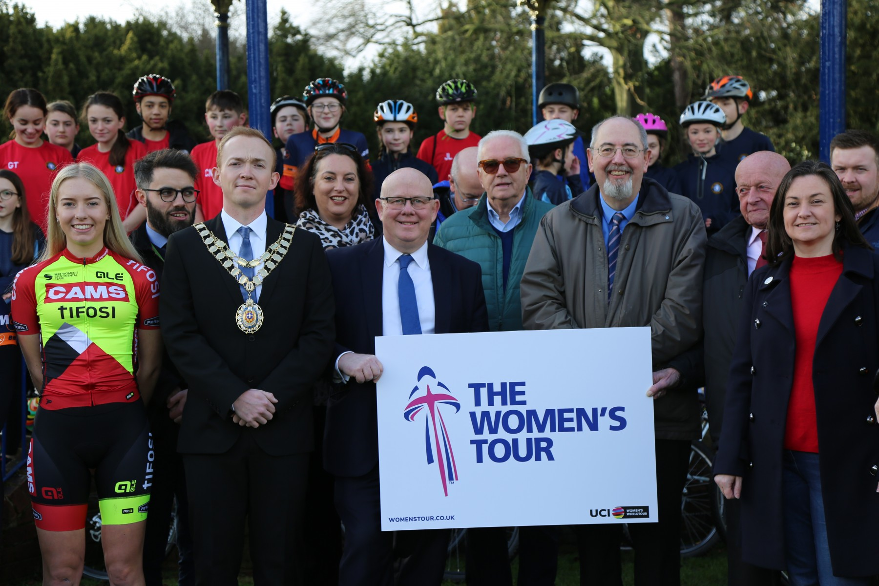 Photo - The Womens Tour - BICESTER 01