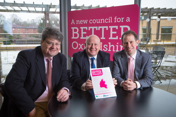 A new council for a Better Oxfordshire – update