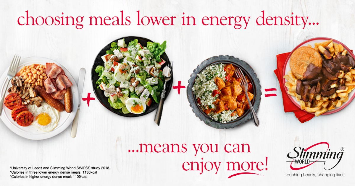 Want to cut the calories? Eat more, not less!