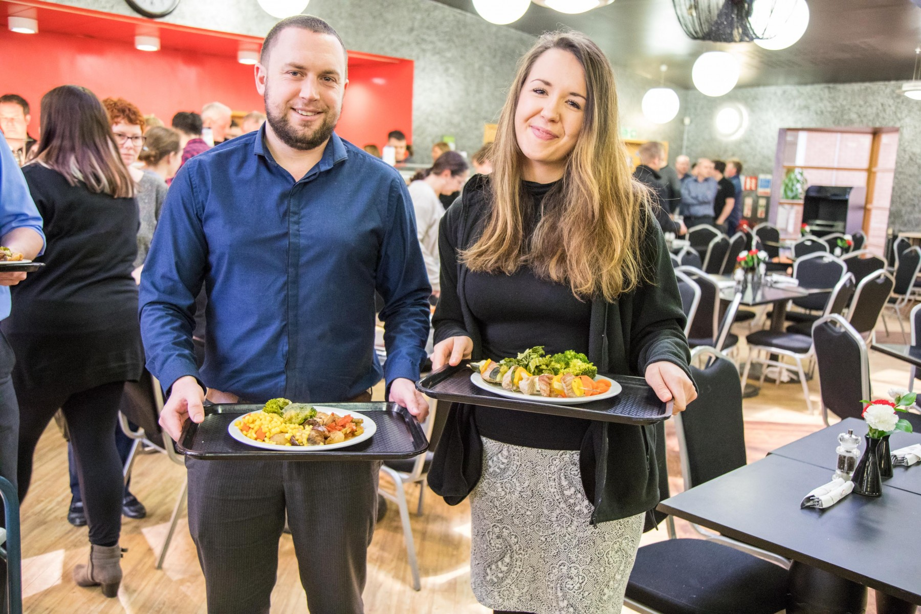 Slimming World head office celebrate healthy eating campaign (2)