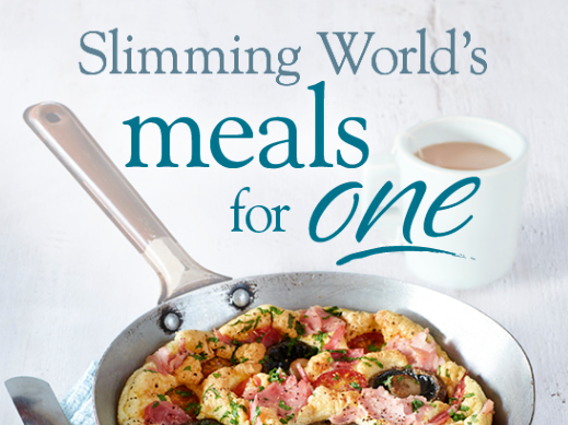 Slimming World's new recipe book is just for you!