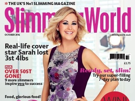 Slimming World Magazine Hits Another Milestone With Latest