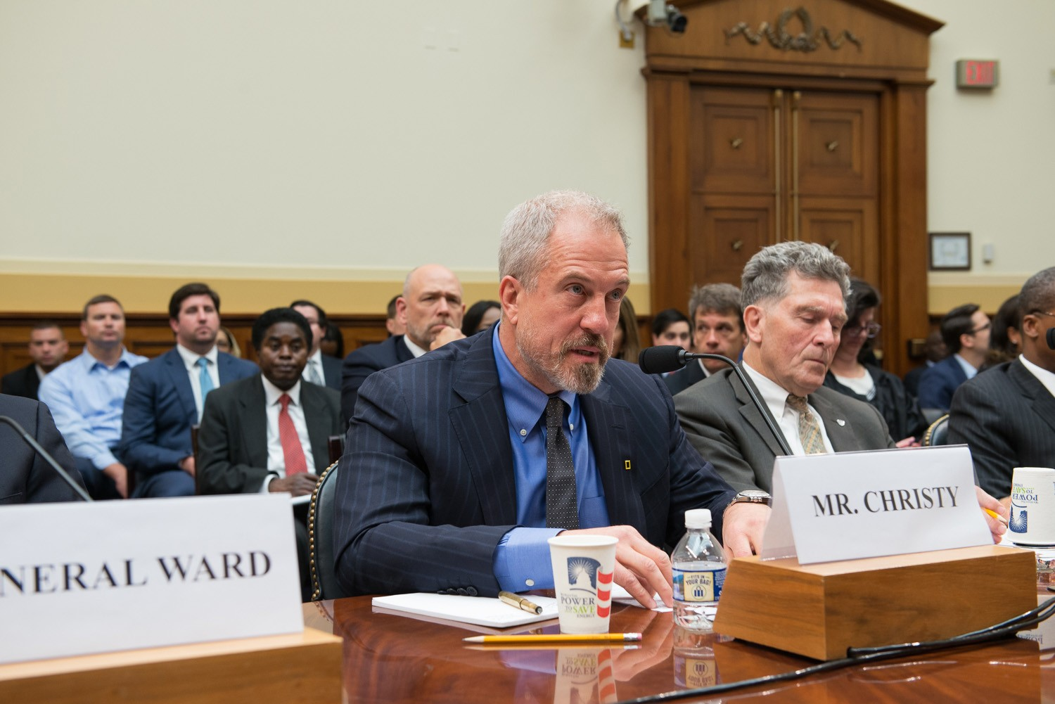 Explorer & Journalist Bryan Christy Testifies Before United States House Committee