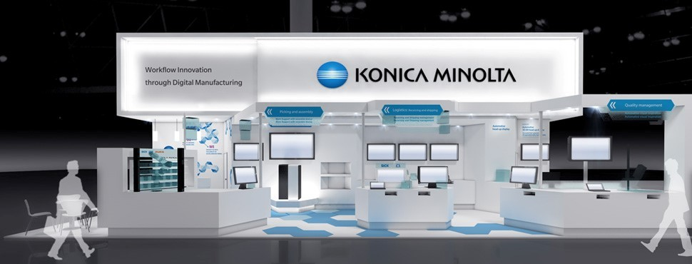 Booth Hannover Messe