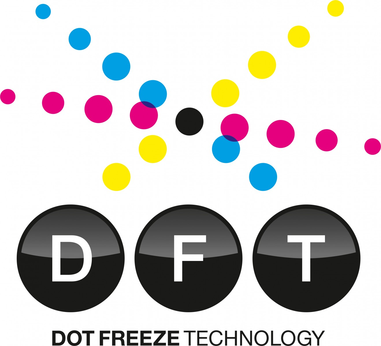 DFT Dot Freeze Technology Logo