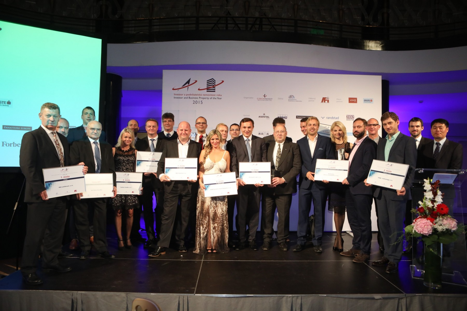 Czech Invest Award Ceremony