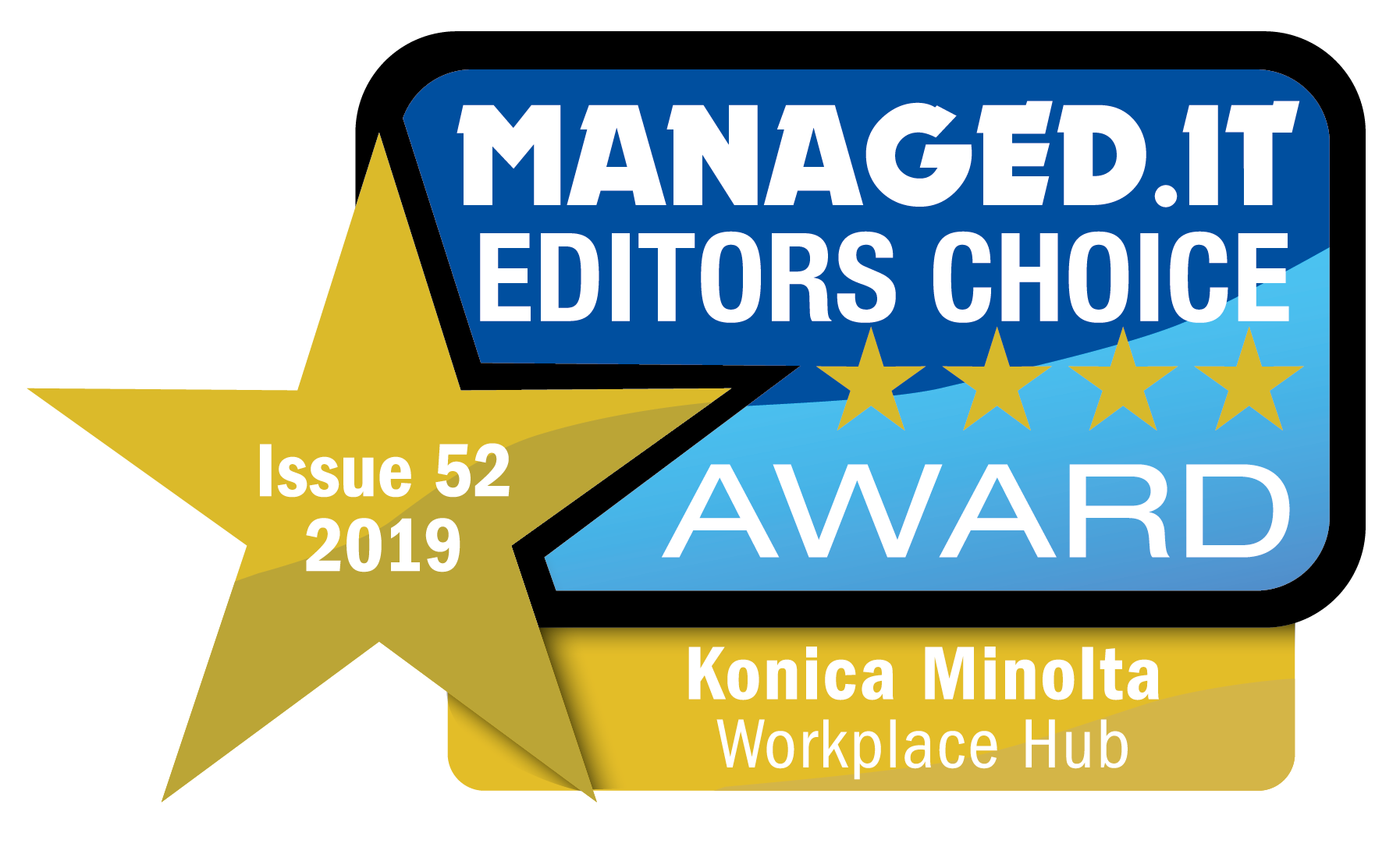 Managed.IT Editors Choice Award