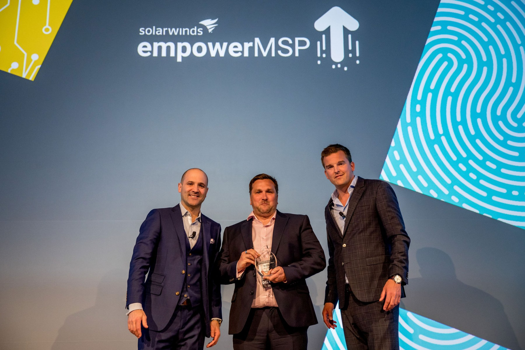 SolarWinds MSP Award