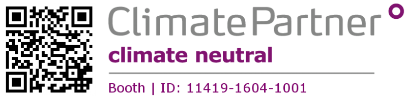 climate partner drupa label