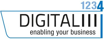 Digital 1234 Logo