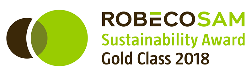 RobecoSAM Gold Glass