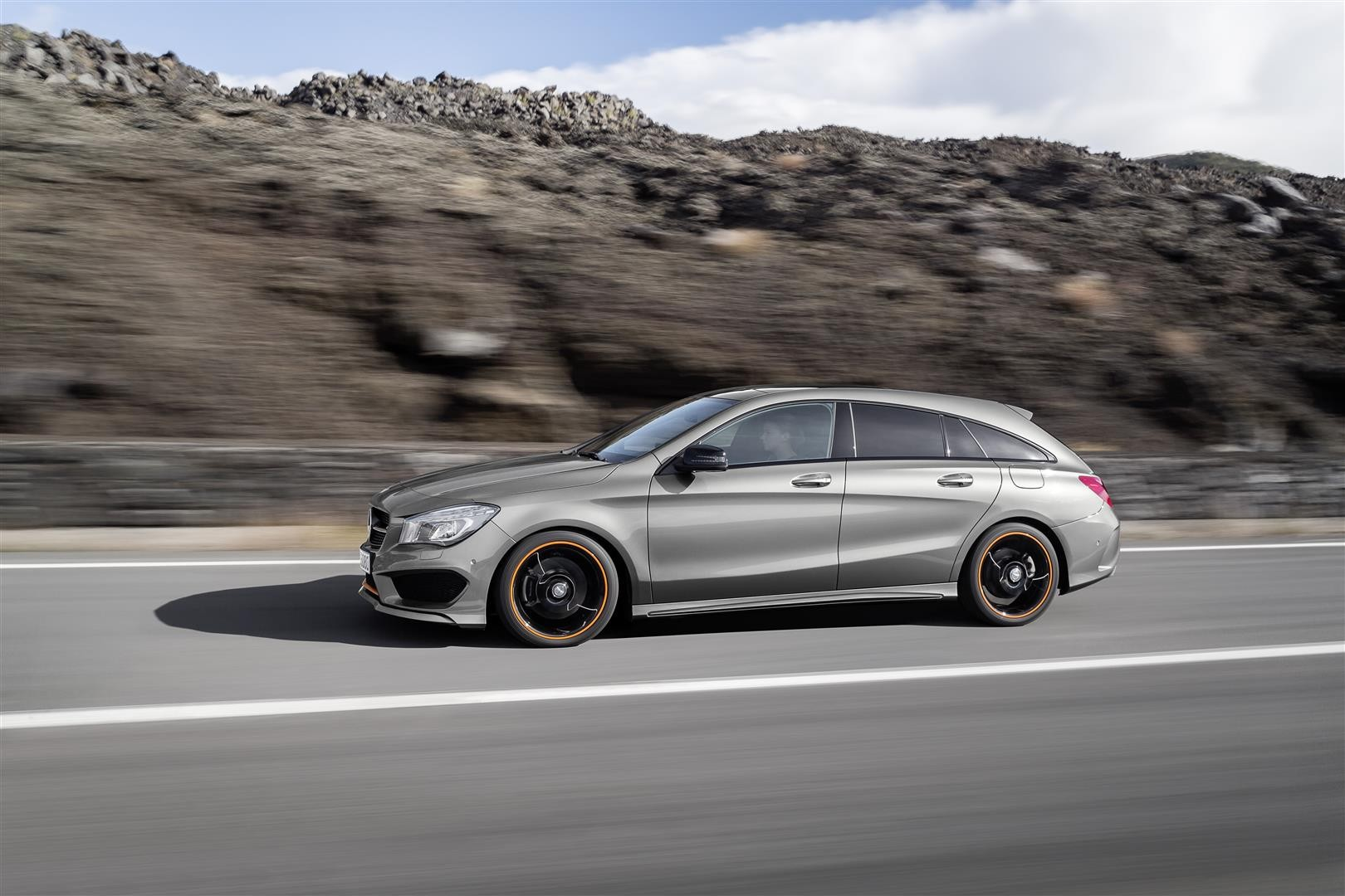 La nouvelle Mercedes-Benz CLA Shooting Brake