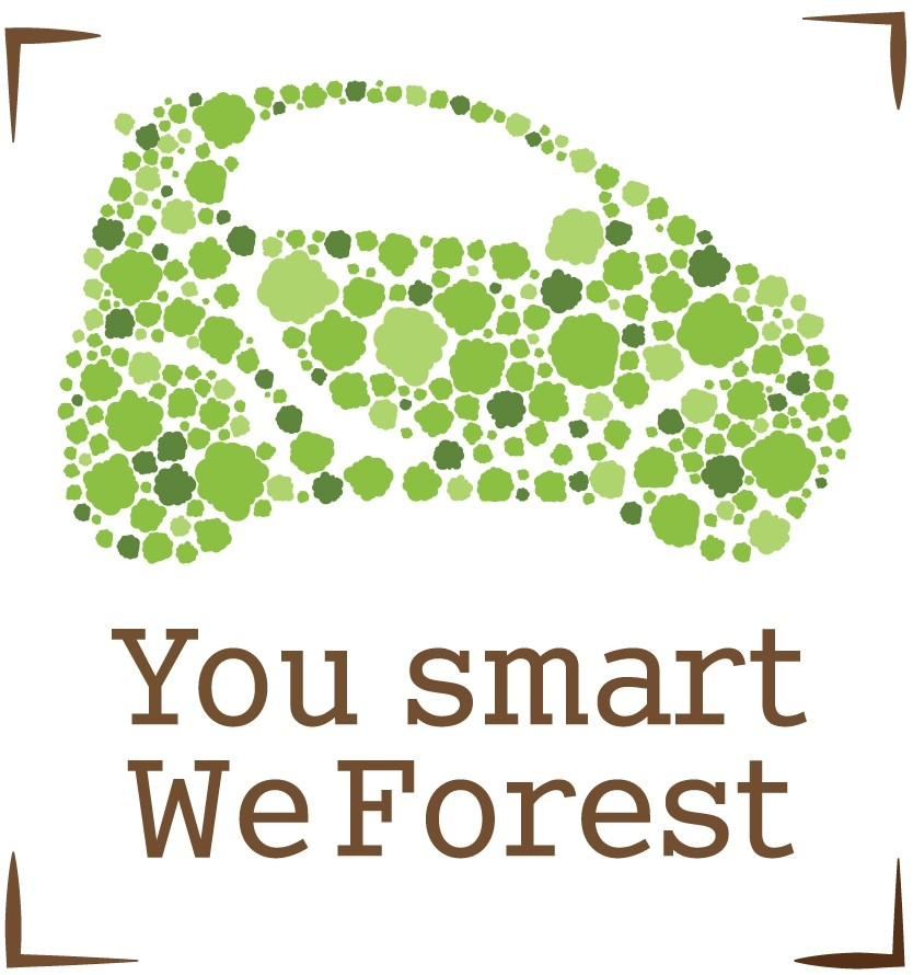Logo smart WeForest