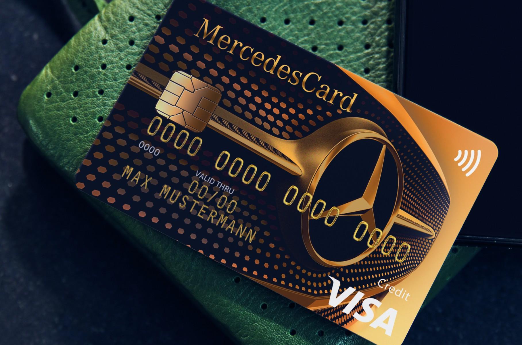 MercedesCard Inhaber Bezahlen Aus Dem Handgelenk