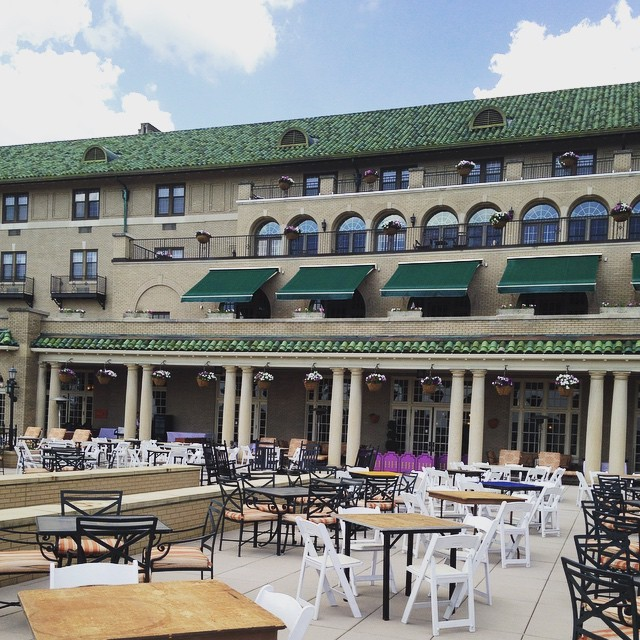 Circular Dining Room Hotel Hershey: The Hotel Hershey Welcomes Summer With The Return Of Jazz