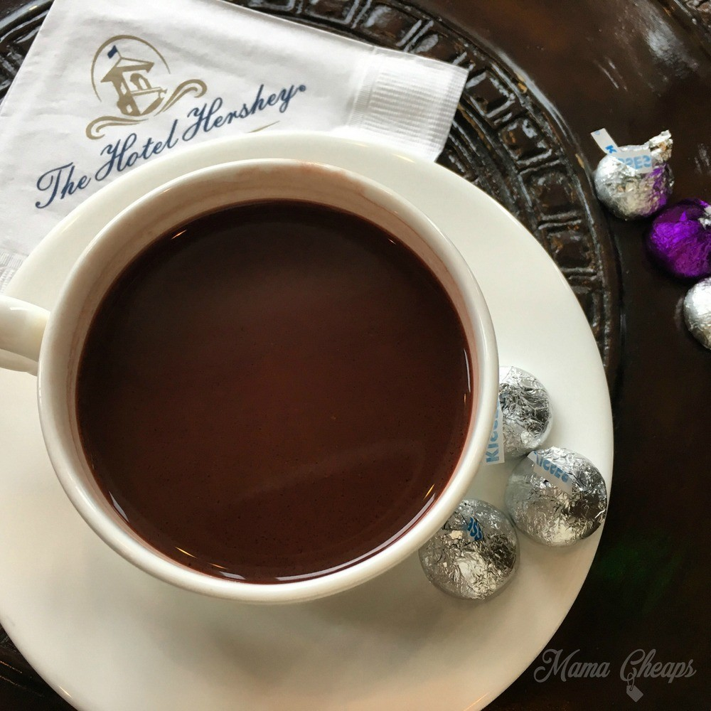 Circular Dining Room Hotel Hershey: My Chocolate Spa Morning At The Hotel Hershey