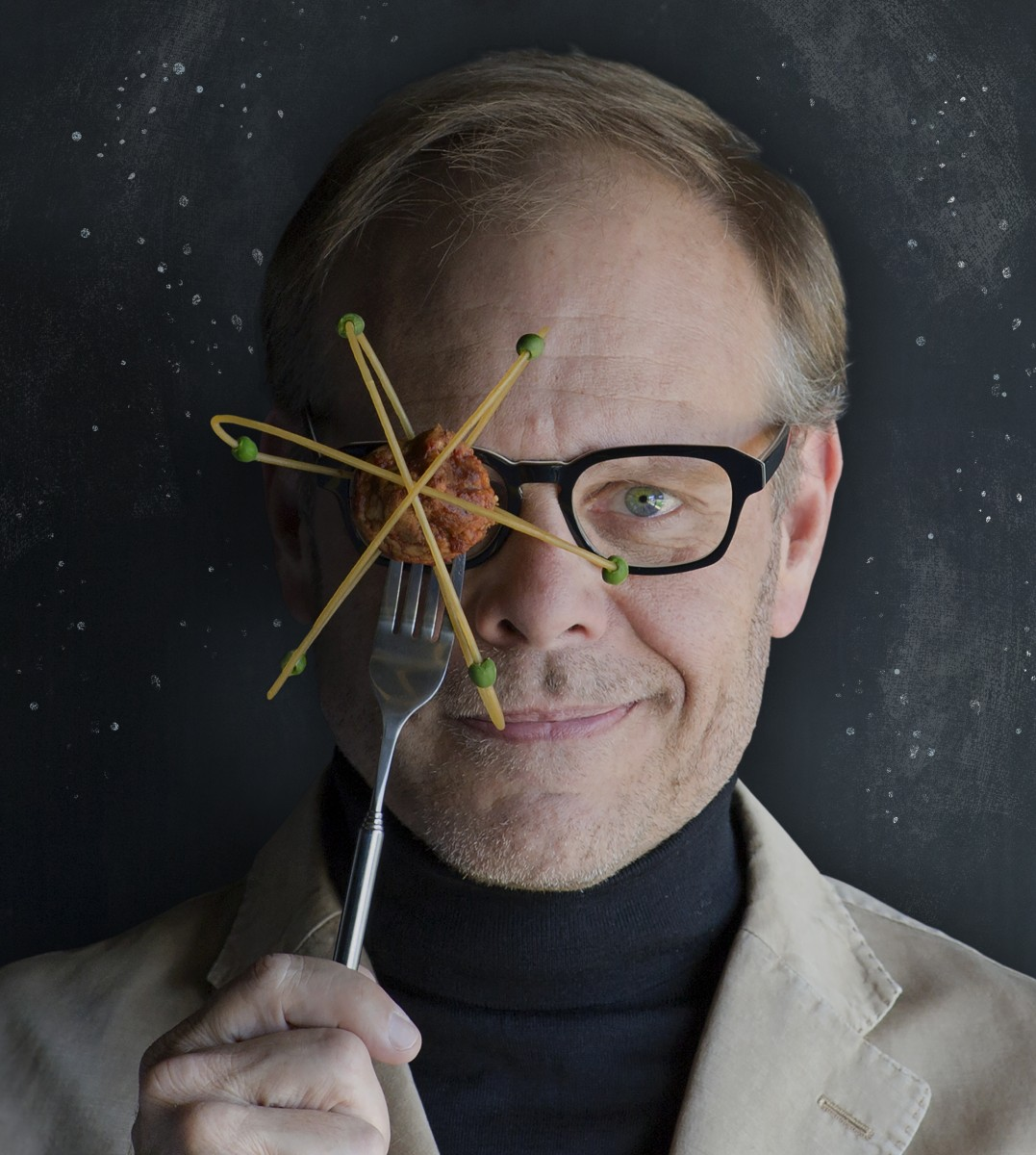 Alton Brown Live: Eat Your Science November 7.