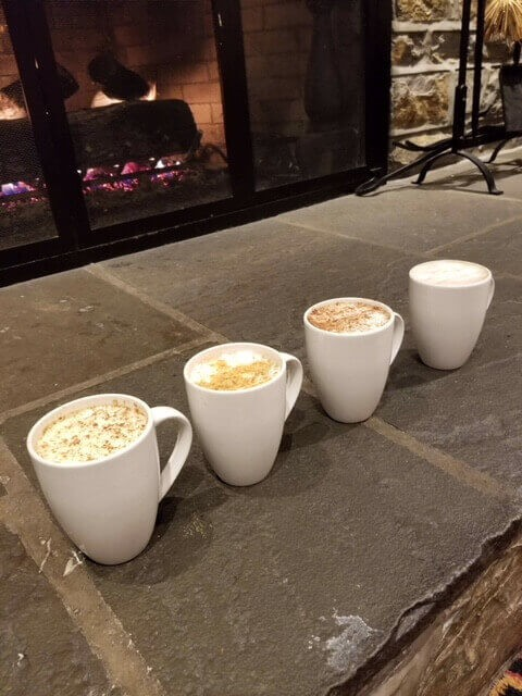 Cocoa Beanery - Latte Specials 2017