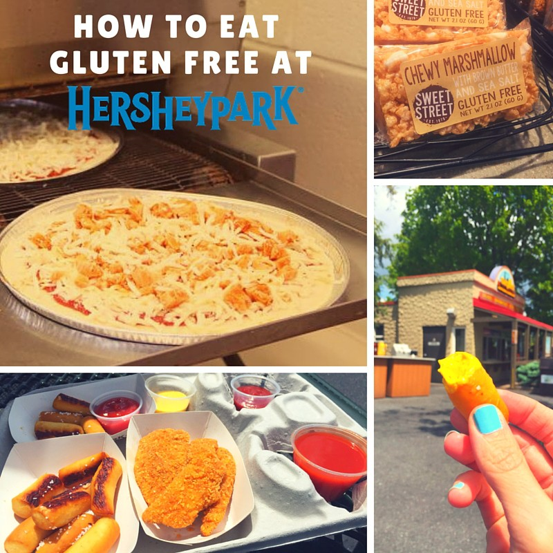 Gluten Free Food at Hersheypark