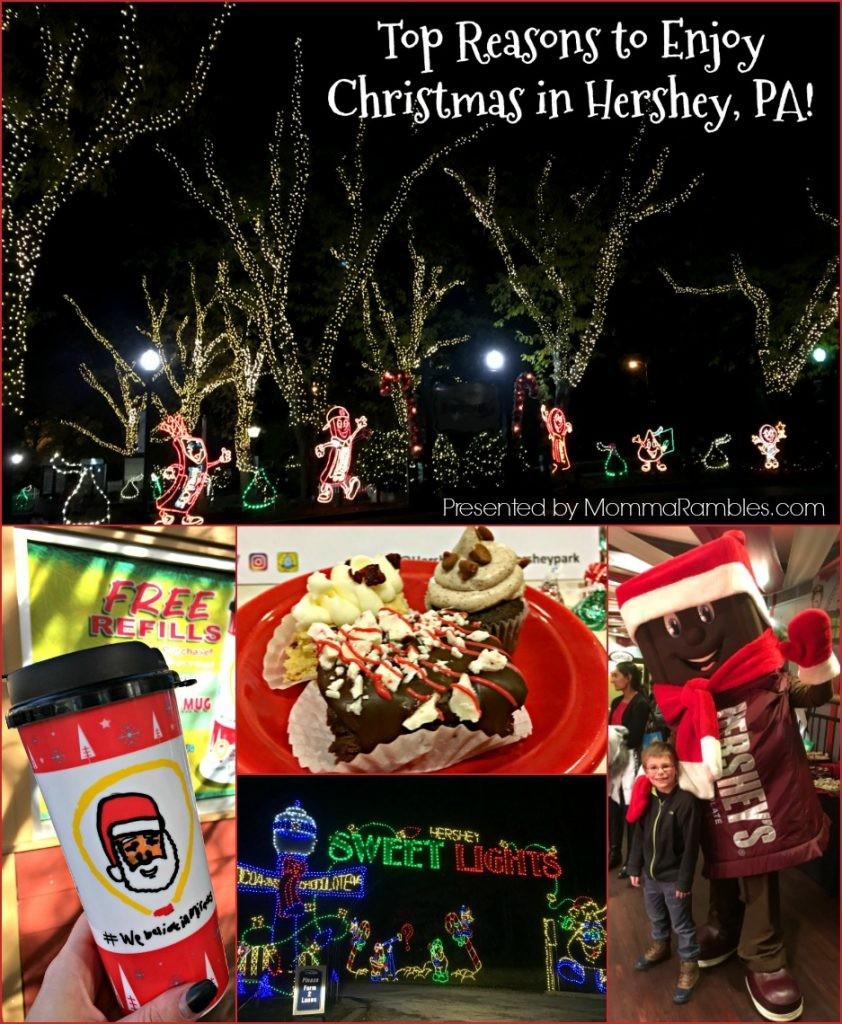 top reasons to enjoy christmas in hershey pa - Christmas At Hershey