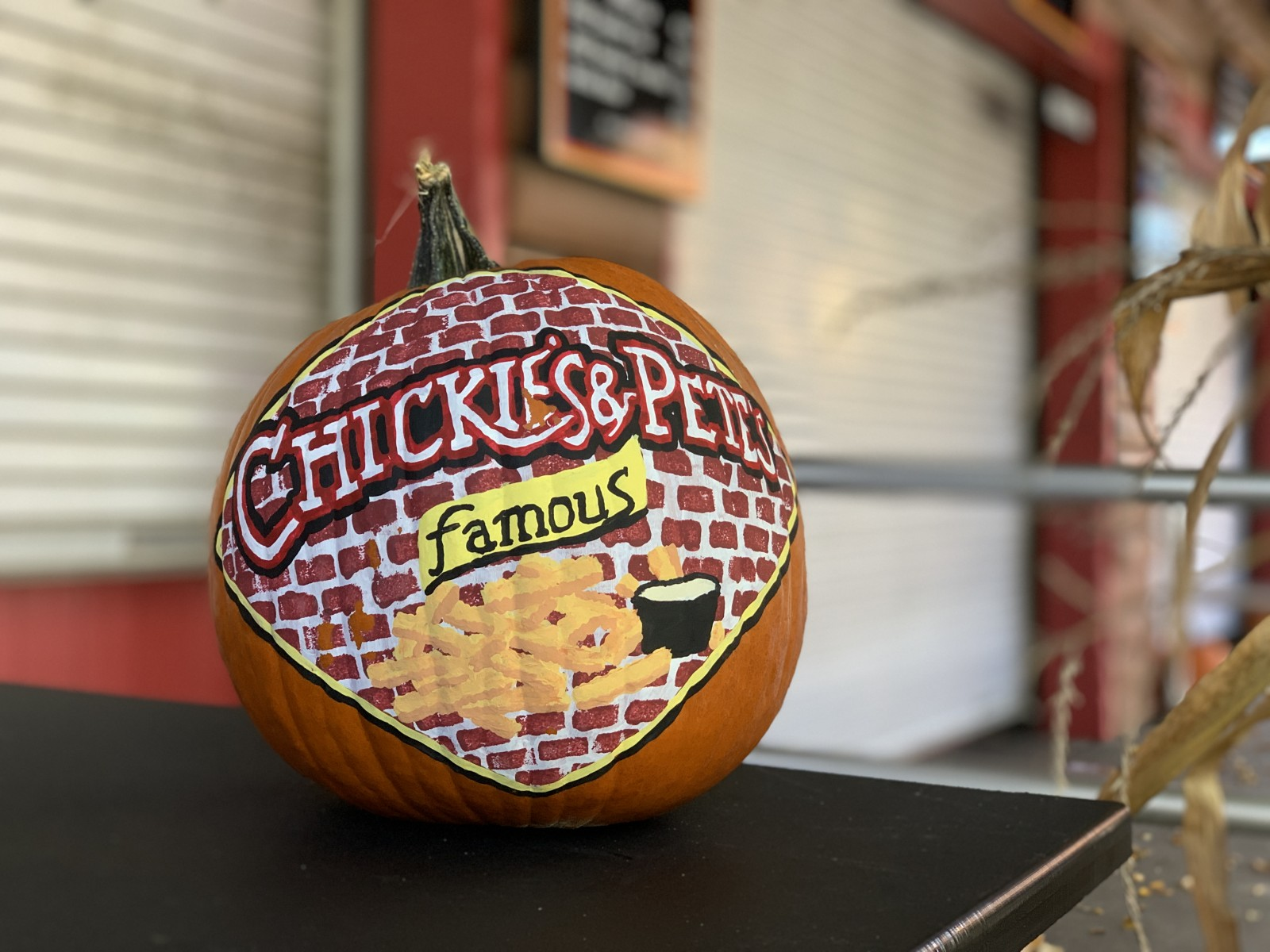 Hersheypark Pumpkin Chickies and Petes