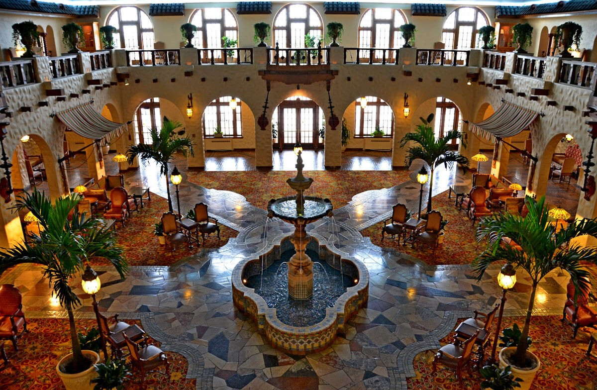 The Hotel Hershey The Spa At The Hotel Hershey And The Circular Receive Forbes Aaa Distinctions