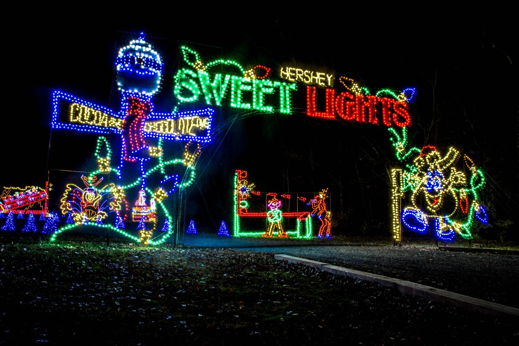 Hershey Sweet Lights is a Must-See | 1800 x 1200 jpeg 527kB
