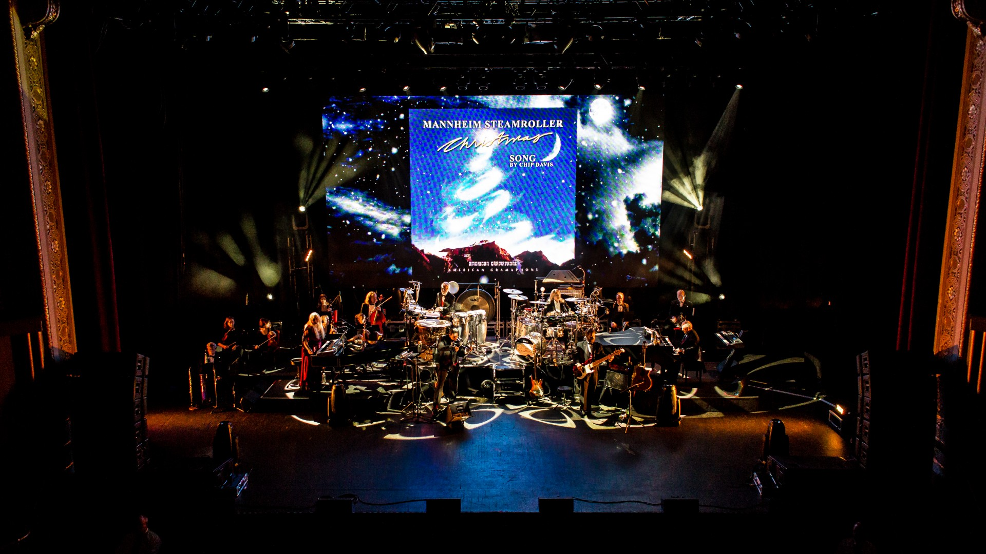 Mannheim Steamroller to Come to Hershey Theatre
