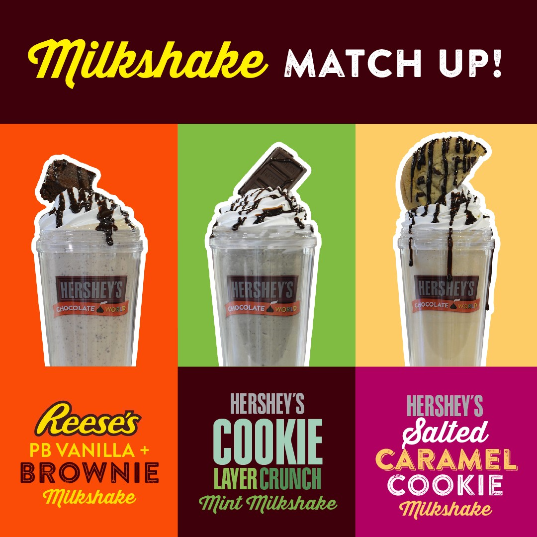 Milkshake Match-Up