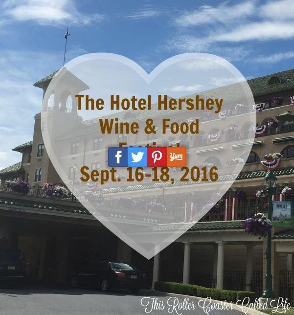 Circular Dining Room Hotel Hershey: The Hotel Hershey Wine & Food Festival 2016