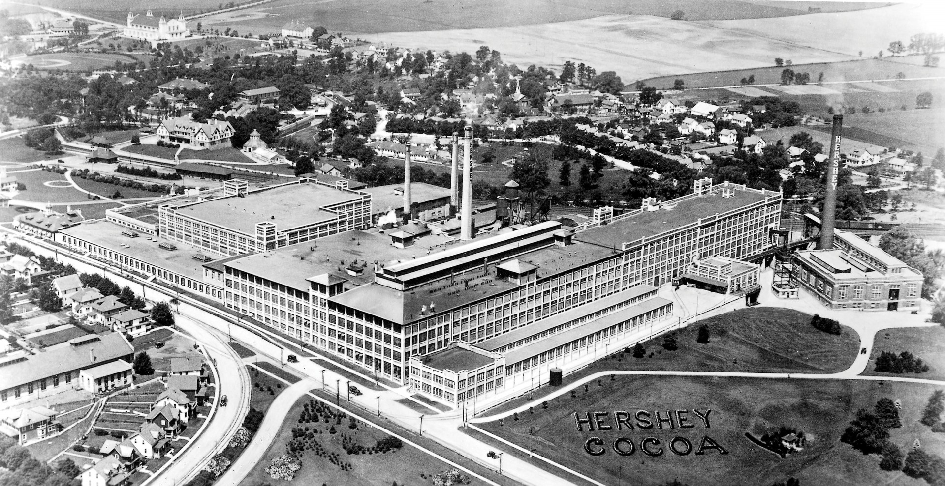 Original Hershey Chocolate Factory