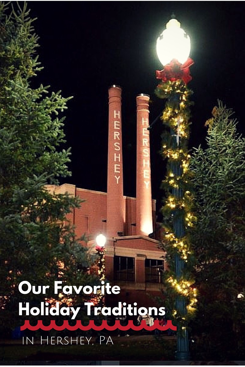 Favorite Holiday Traditions in Hershey